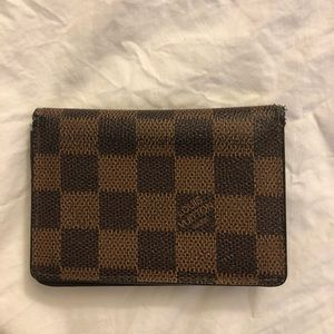 Louis Vuitton Card Wallef